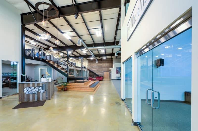 commercial office building design plans NJ