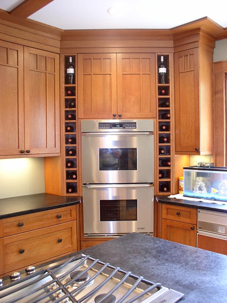 custom home plans kitchen