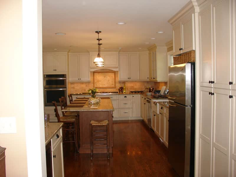 kitchen home architect design