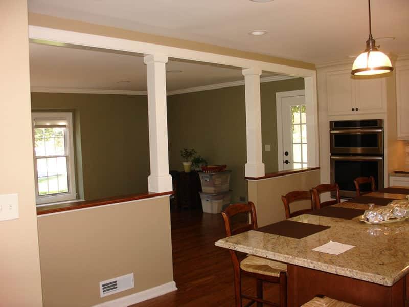kitchen home architect design