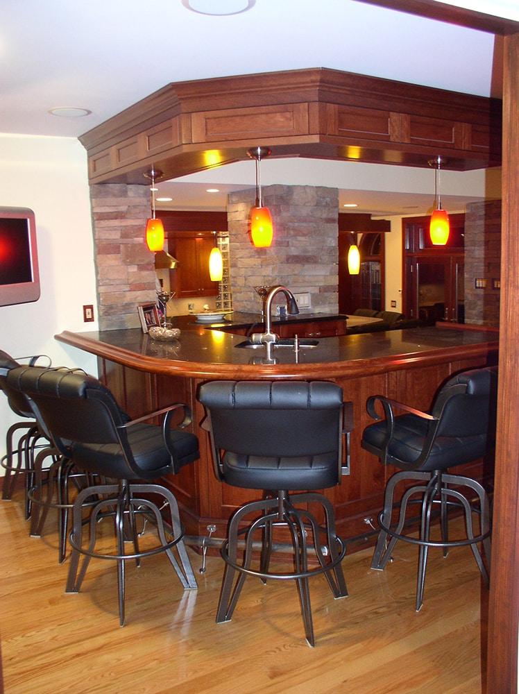 custom kitchen remodel design
